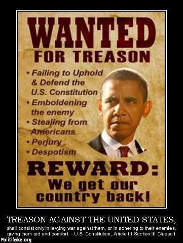FASCISME, DICTATURE, ETAT-POLICIER, TERRORISME D'ETAT - Page 5 Obama-wanted-poster