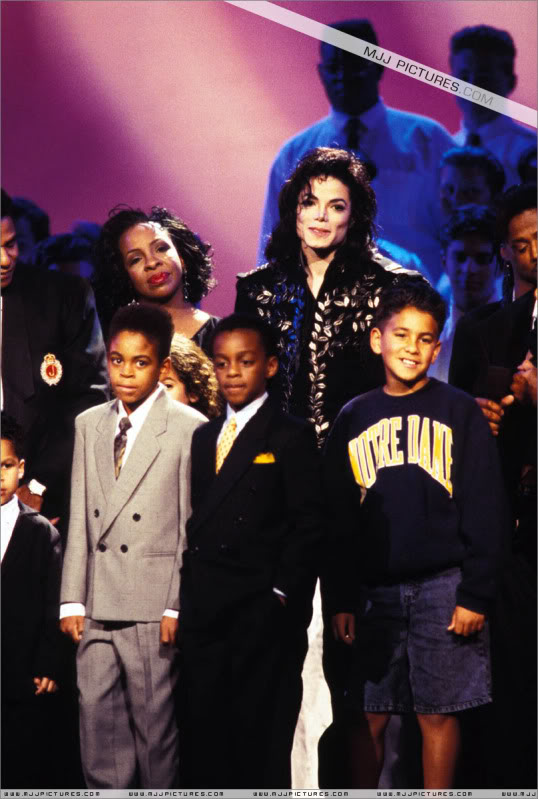 1994- The Jackson Family Honors 009-23