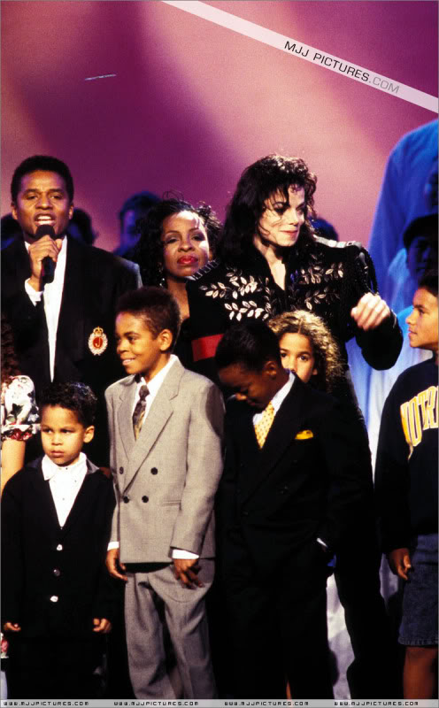 1994- The Jackson Family Honors 011-22