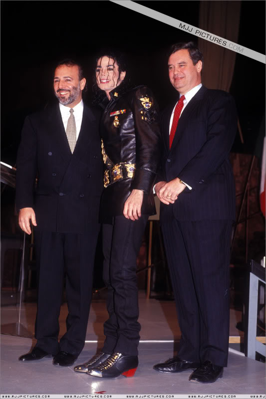 1992- Pepsi & Heal The World Foundation Press Conference 031-8