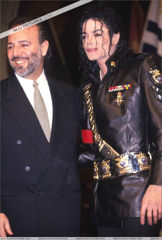 1992- Pepsi & Heal The World Foundation Press Conference 032-8