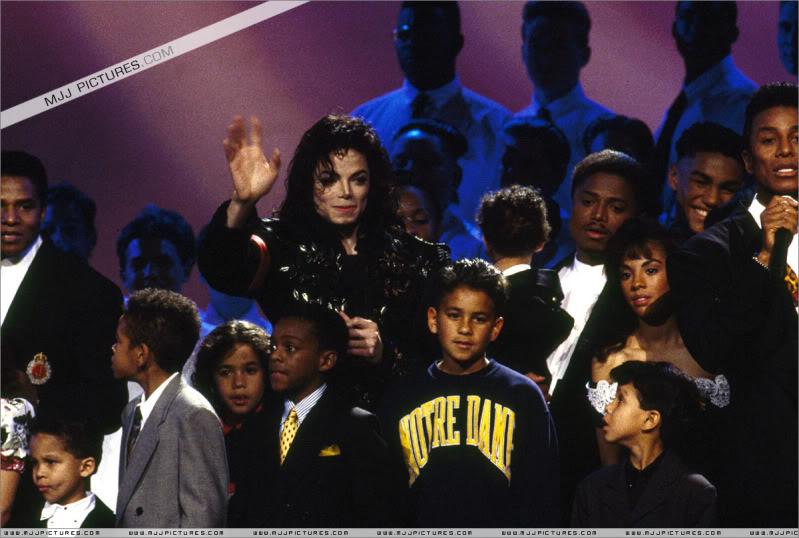 1994- The Jackson Family Honors 037-9