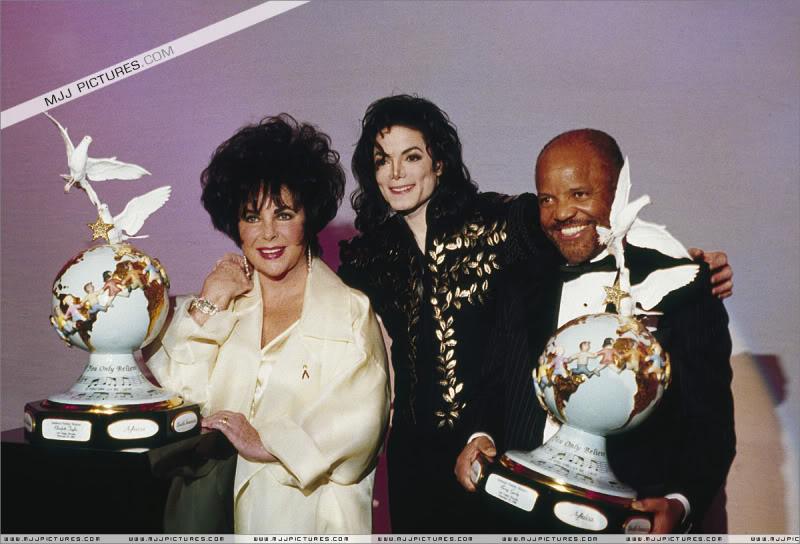 1994- The Jackson Family Honors 038-9