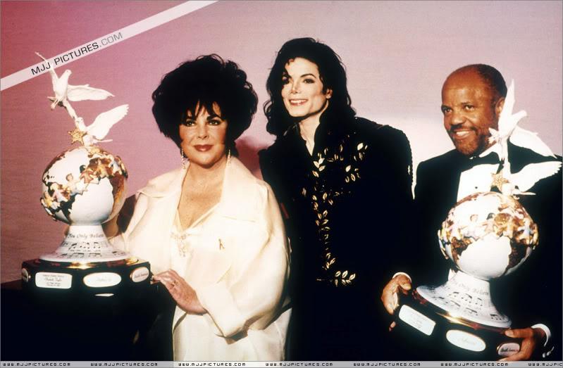 1994- The Jackson Family Honors 039-8