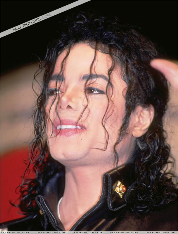 1992- Pepsi & Heal The World Foundation Press Conference 040-6