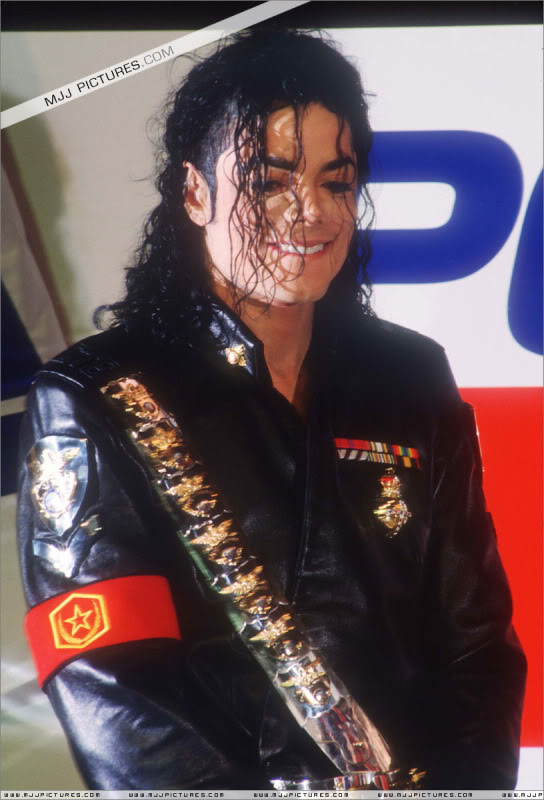 1992- Pepsi & Heal The World Foundation Press Conference 054-5