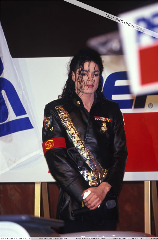 1992- Pepsi & Heal The World Foundation Press Conference 060-4