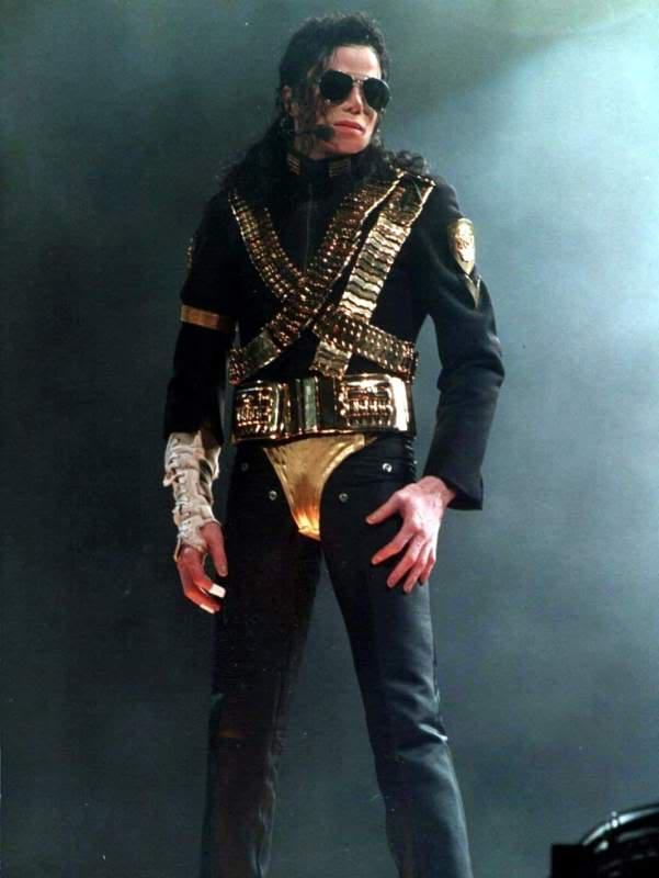 Dangerous World Tour Onstage- Jam 064-1
