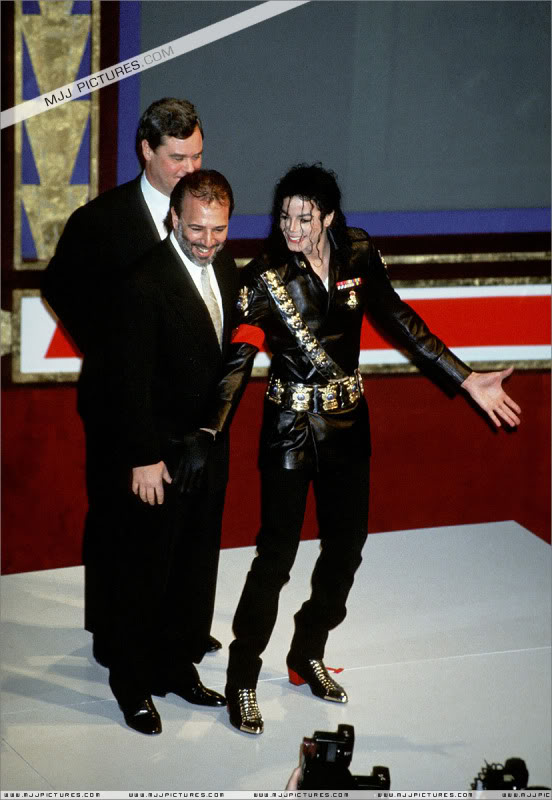 1992- Pepsi & Heal The World Foundation Press Conference 067-9