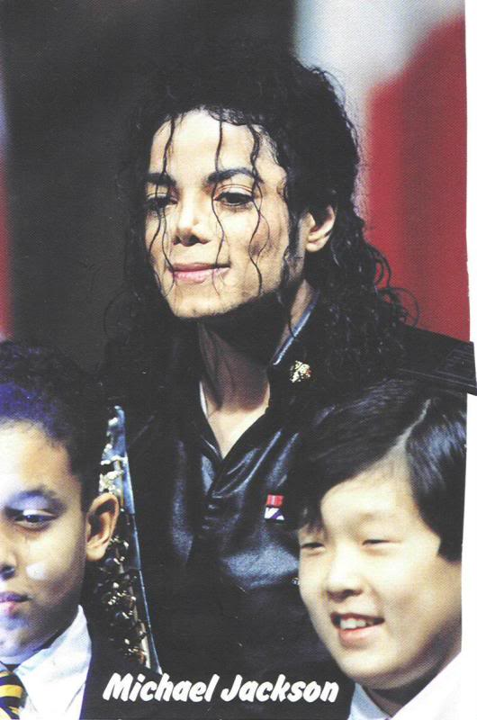 1992- Pepsi & Heal The World Foundation Press Conference 077-1-1