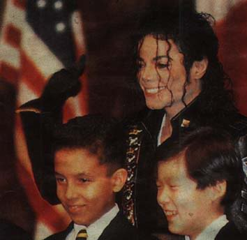 1992- Pepsi & Heal The World Foundation Press Conference 083-1-1