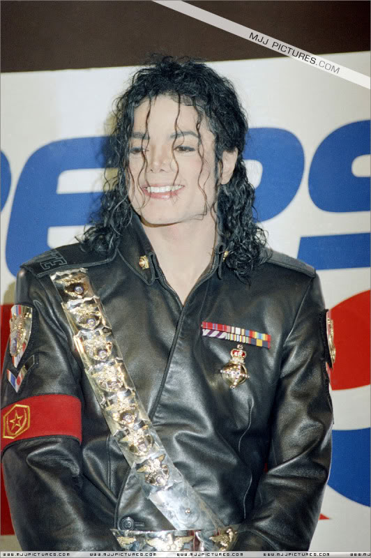 1992- Pepsi & Heal The World Foundation Press Conference 091-2-1