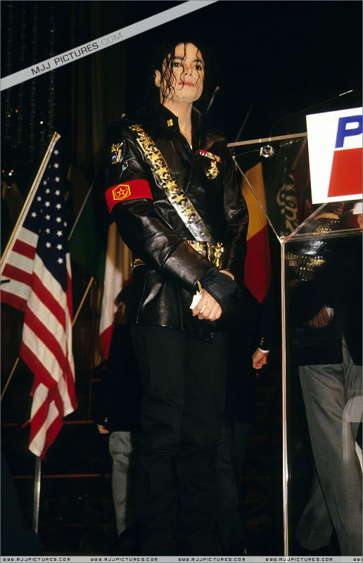 1992- Pepsi & Heal The World Foundation Press Conference 093-2-1