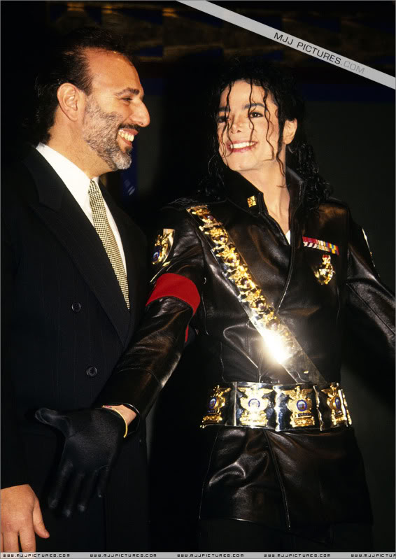 1992- Pepsi & Heal The World Foundation Press Conference 094-2-1