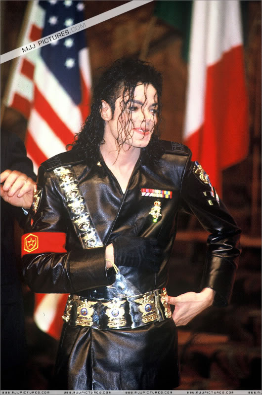 1992- Pepsi & Heal The World Foundation Press Conference 095-2-1