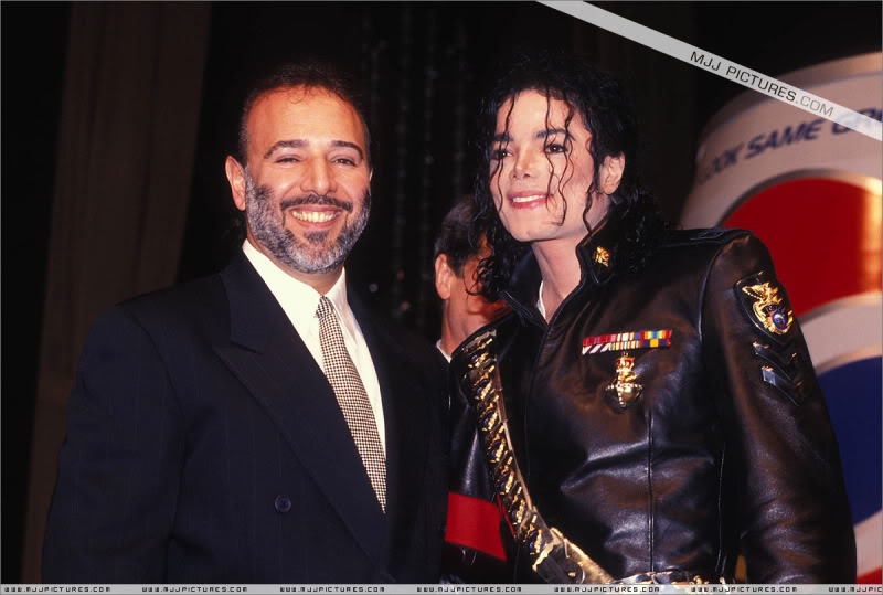1992- Pepsi & Heal The World Foundation Press Conference 098-2-1