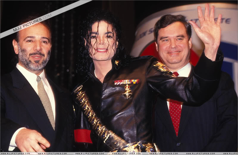 1992- Pepsi & Heal The World Foundation Press Conference 100-2-1