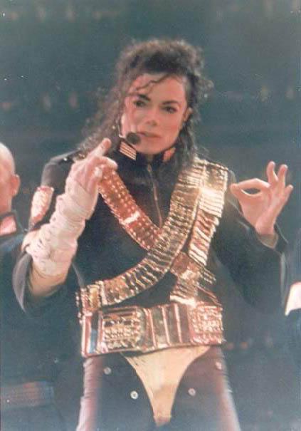 Dangerous World Tour Onstage- Jam 102-1
