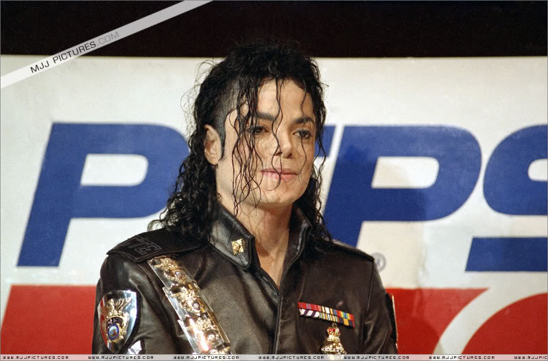 1992- Pepsi & Heal The World Foundation Press Conference 102-2-1