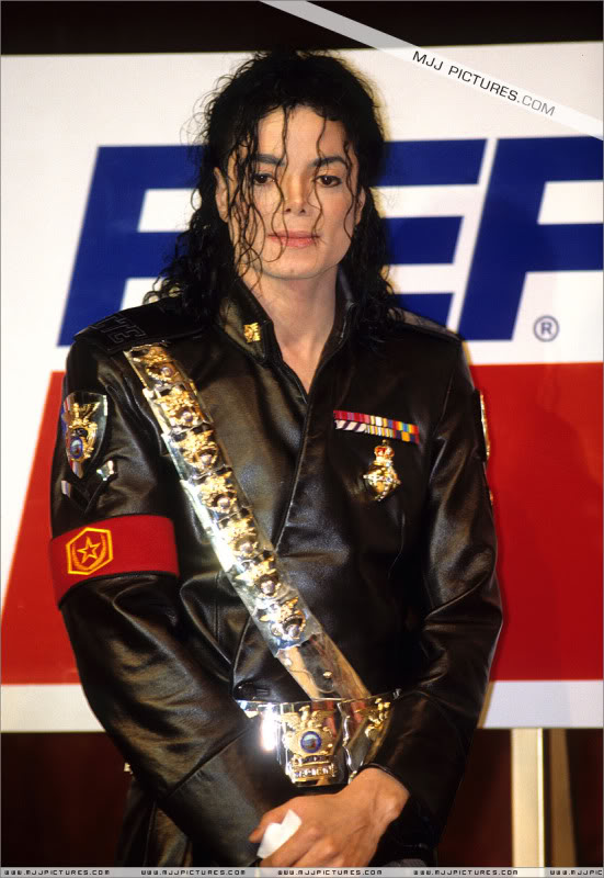 1992- Pepsi & Heal The World Foundation Press Conference 104-2-1