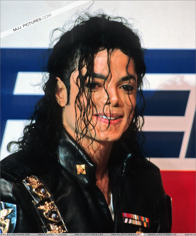1992- Pepsi & Heal The World Foundation Press Conference 105-2-1