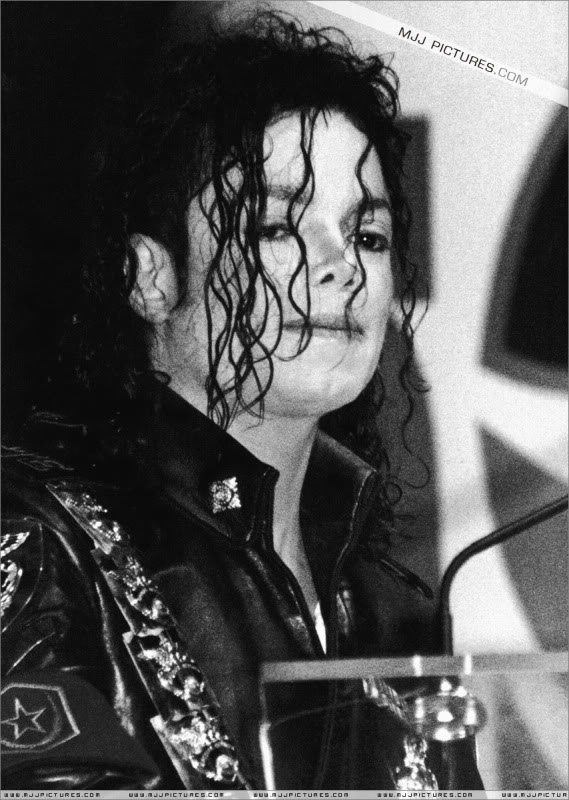 1992- Pepsi & Heal The World Foundation Press Conference 107-2-1