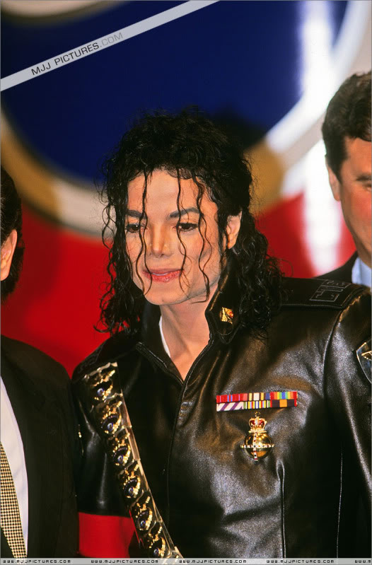 1992- Pepsi & Heal The World Foundation Press Conference 109-2-1