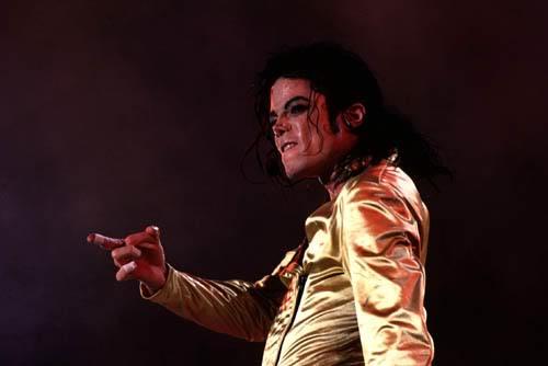 Dangerous World Tour Onstage- Wanna Be Startin' Somethin' - Human Nature 178