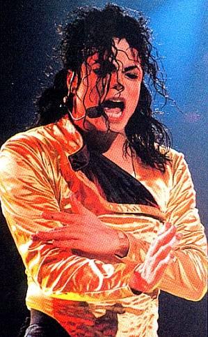 Dangerous World Tour Onstage- Wanna Be Startin' Somethin' - Human Nature 179