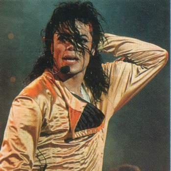 Dangerous World Tour Onstage- Wanna Be Startin' Somethin' - Human Nature 198