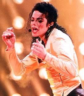 Dangerous World Tour Onstage- Wanna Be Startin' Somethin' - Human Nature 202