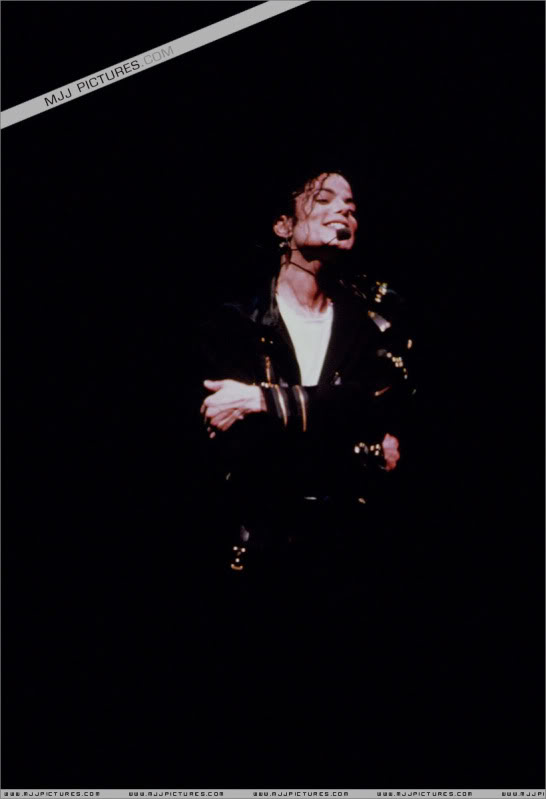Dangerous World Tour Onstage- Bad 001-47
