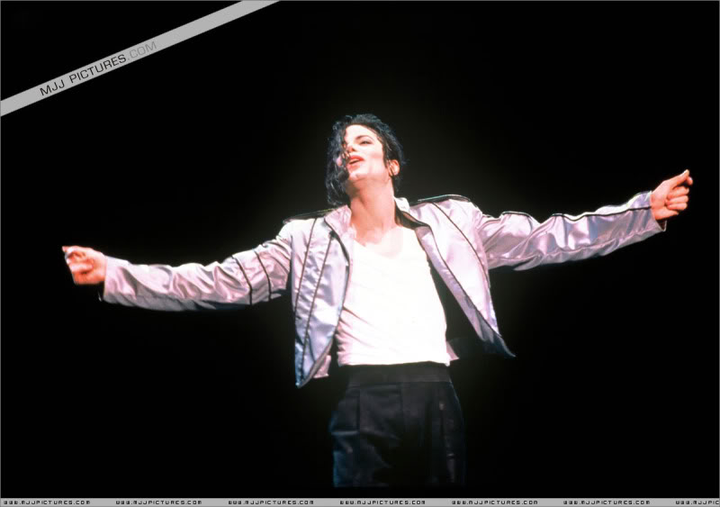 Dangerous World Tour Onstage- Heal The World 001-52