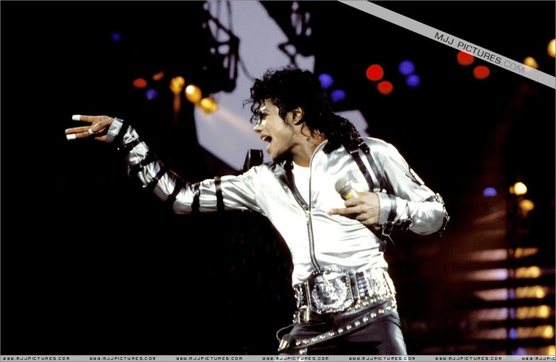 Bad World Tour Onstage- Various 002-2