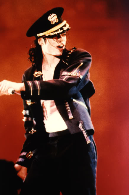 Dangerous World Tour Onstage- Bad 002-46