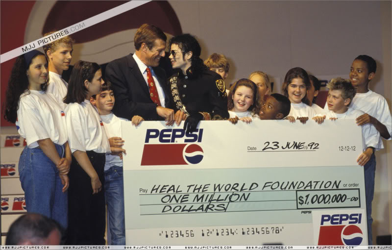 1992- Heal The World Foundation Press Conference 003-20-1