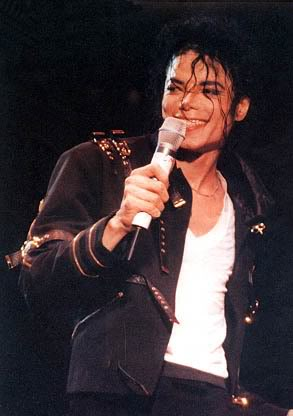 Dangerous World Tour Onstage- Bad 003-46