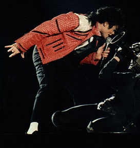 Dangerous World Tour Onstage- Beat It 005-44