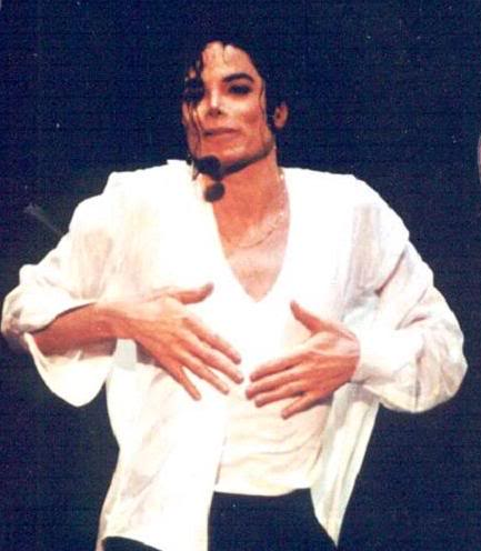 Dangerous World Tour Onstage- Will You Be There 008-6-1