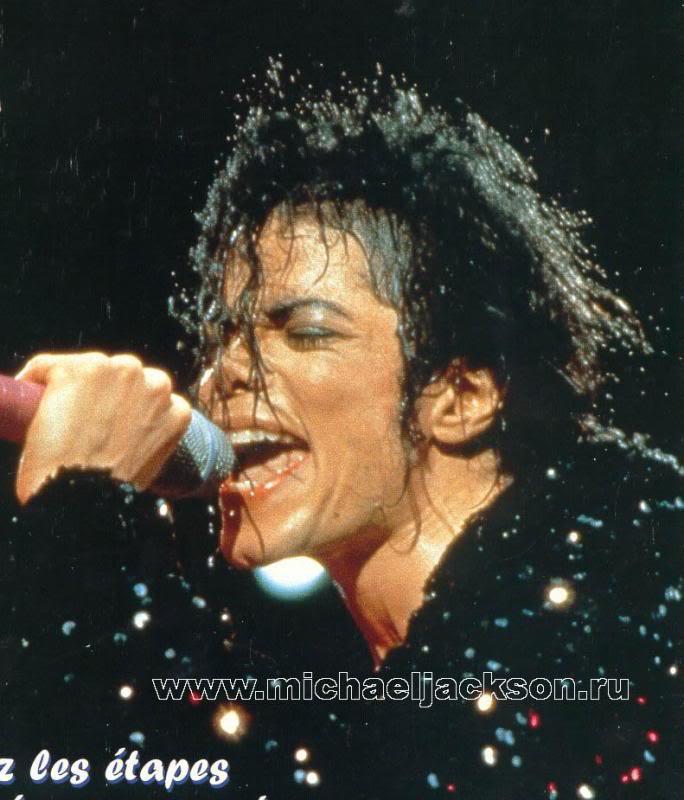 Dangerous World Tour Onstage- Billie Jean 010-38