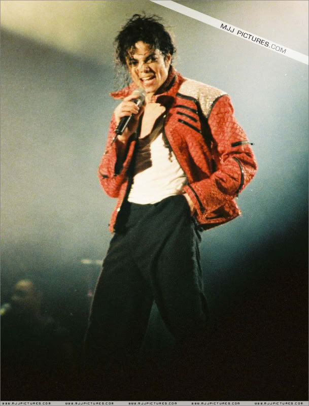 Dangerous World Tour Onstage- Latest Additions 0105