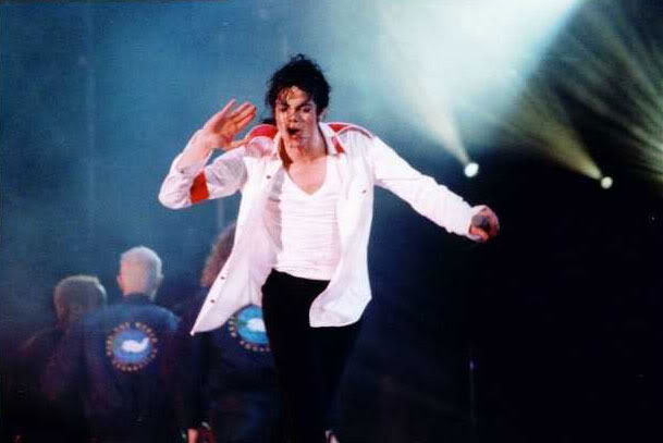 Dangerous World Tour Onstage- Man In The Mirror 011-2-1