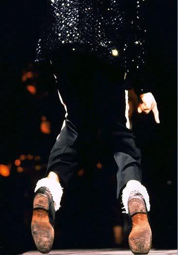 Dangerous World Tour Onstage- Billie Jean 016-30