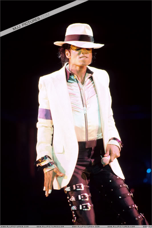 Bad World Tour Onstage- Various 0182