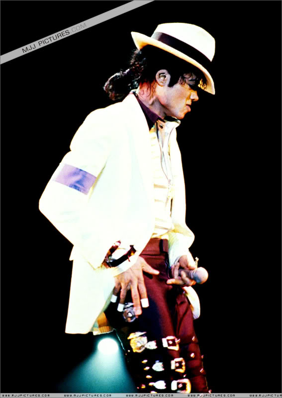 Bad World Tour Onstage- Various 0192