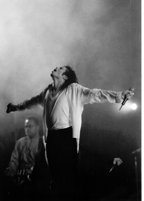 Dangerous World Tour Onstage- Black Or White 038-18