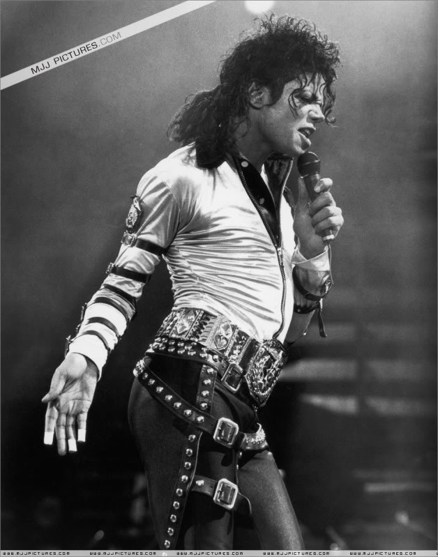 Bad World Tour Onstage- Various 038