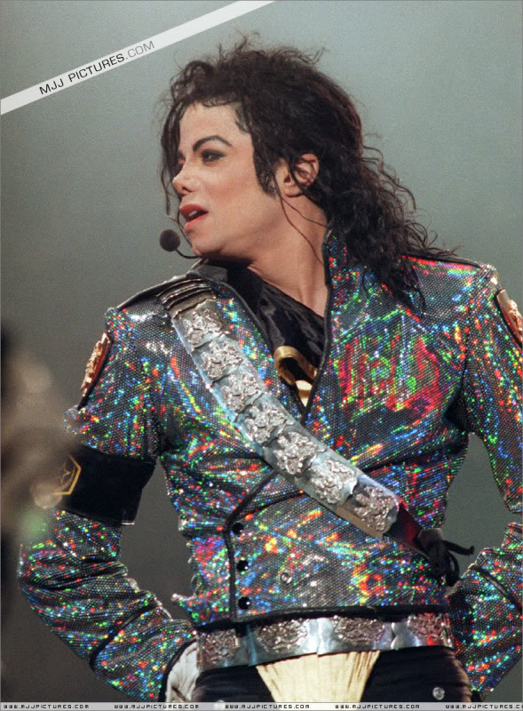Dangerous World Tour Onstage- Jam 039-5