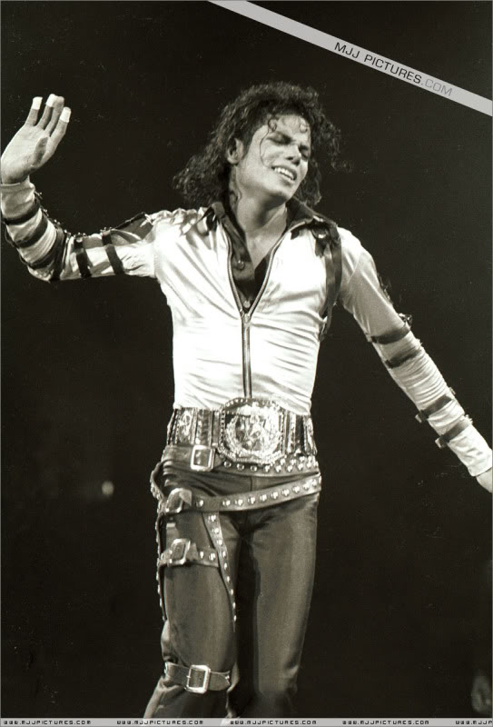 Bad World Tour Onstage- Various 039