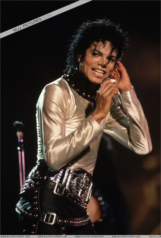 Bad World Tour Onstage- Various 047